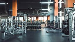 تجهیزات بدنسازی gym equipments fitness club 256